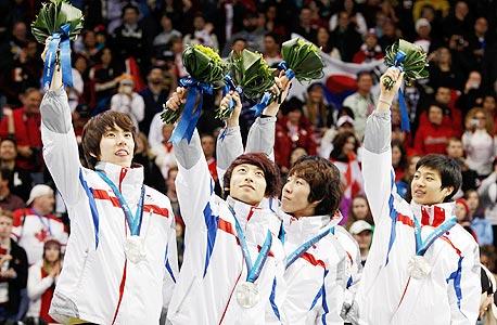 הניצחון על הקרח מחזק את הכלכלה הקוריאנית