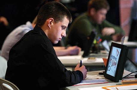 יונתן קוגן באולימפיאדת המתמטיקה לנוער