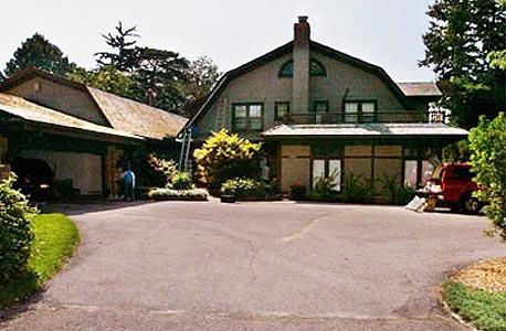 הבית של באפט. 5 חדרים בלבד