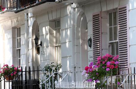 שכונה בלונדון