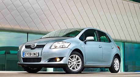 טויוטה מובילה במכירת מכוניות באזור המפרץ במחצית הראשונה