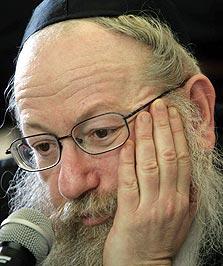 יעקב ליצמן, סגן שר הבריאות, צילום: עטא עוויסאת
