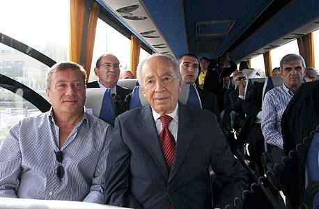 אוטובוס הצמרת הניהולית של ישראל