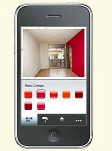 אפליקציית paintingwalls