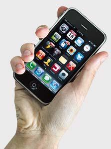 אייפון 3GS. חנות האפליקציות הגדולה בעולם