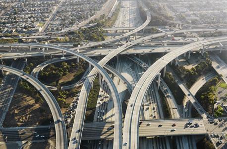 מקום חמישי, לוס אנג'לס, צילום: shutterstock