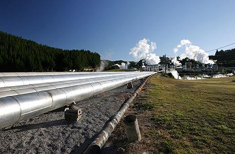 הפקת אנרגיה גיאותרמית, צילום: shutterstock