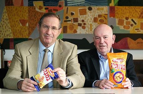 """קפלן ודן פרופר, 2008. """"אנחנו מתמקדים כעת בלקטוף את הפירות"""""""