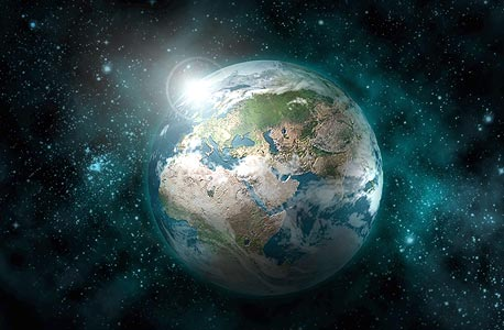 The Earth as seen from space (illustration). Photo: Shutterstock
