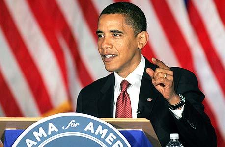 ברק אובאמה ברק אובמה אובאמה, צילום: בלומברג