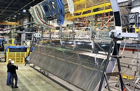 מפעל אלומיניום של אלקואה, צילום: בלומרג