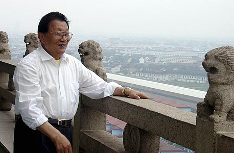 """וו רנבאו, האיש שהוביל את המהפכה של חואה-שי. """"חשבתי שיש לי אחריות לרווחת האנשים"""""""