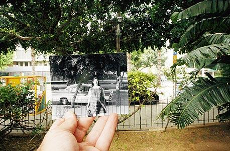 1968, רחוב ארלוזורוב, תל אביב, צילום: עמית שעל