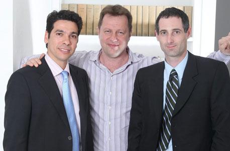 עורכי הדין אפיק ותורג'מן עם אלי רייפמן