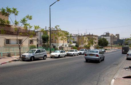 באר שבע. השוק יעלה עם הפרויקטים החדשים, צילום: שראל יוסף