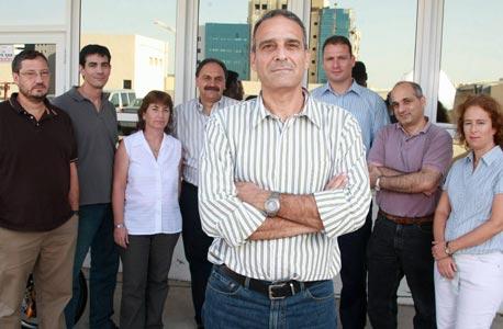 הצוות של Wintegra  (צילום: בועז אופנהיים), צילום: בועז אופנהיים