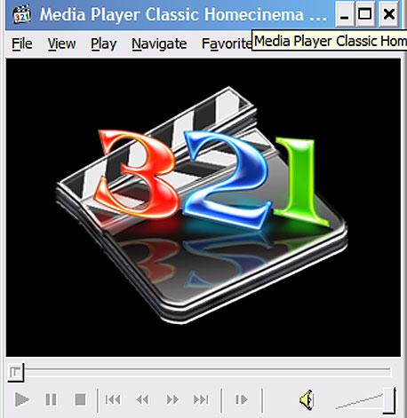 Windows Media Player Home Cinema. סרטי באיכות HD גם על נטבוקים ישנים
