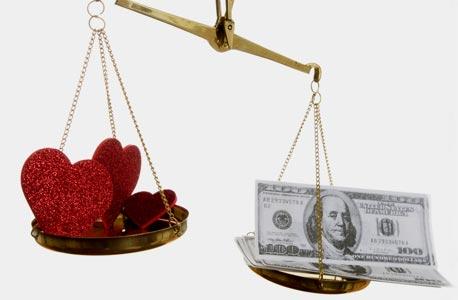 גירושים מקטינים את העושר האישי ב־77%, בעוד שנישואים כמעט מכפילים אותו