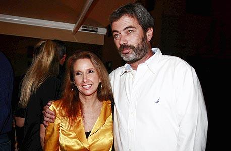 שרי אריסון ודן קספרס. היו גם רגעי חסד , צילום: נמרוד גליקמן