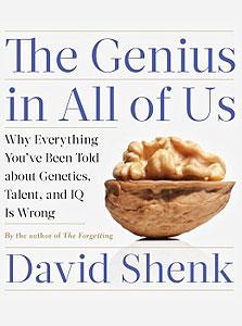 The Genius in All of Us, רב־מכר של העיתונאי דיוויד שנק