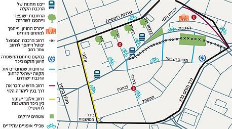 תוכנית מתחם 55 של עיריית תל אביב