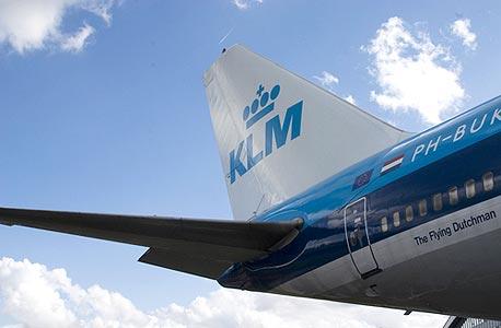 שירות חדש ב-KLM - בחר מי יישב לידך בטיסה באמצעות פייסבוק