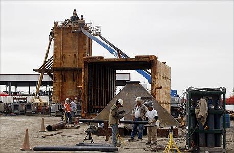 חבר קונגרס אמריקאי: דליפת הנפט של BP חמורה מההערכות הראשוניות