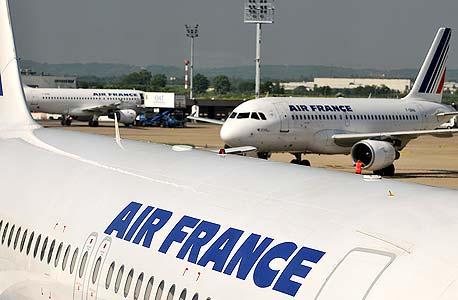 מטוס אייר פראנס, צילום: בלומברג