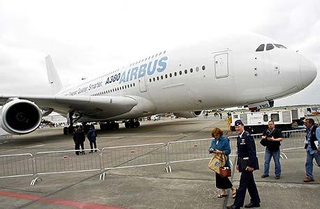 הטיסות בימינו אינן יעילות דיין. מטוס איירבוס A380