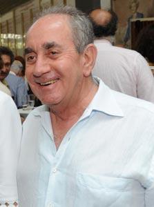 אלפרד אקירוב, צילום: ישראל הדרי