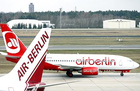 מטוס של אייר ברלין, צילום: בלומברג