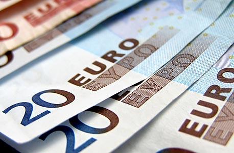 בנק ישראל רכש 150-100 מיליון דולר ומיתן את הצניחה ביורו