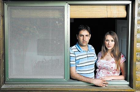 סבטלנה ויניב לוי. קנו דירת 4 חדרים ב-1.5 מיליון שקל