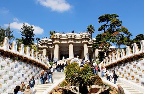 פארק גואל בברצלונה. עיר בדרך לאוטומציה?