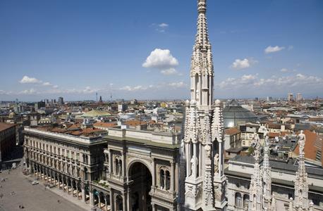 קניות במילאנו מיועדות לחובבי מותגי אופנת העילית, צילום: shutterstock