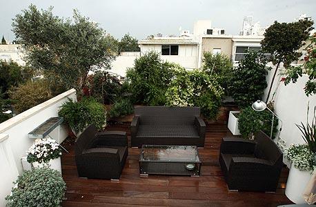 המרפסת, צילום: עמית שעל