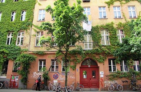 הבניין בקרויצברג