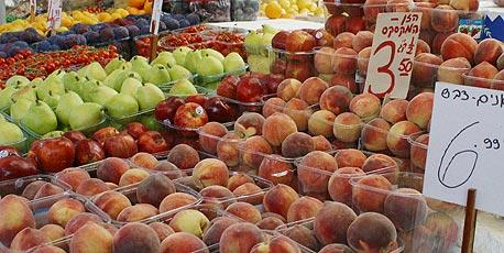 שוק הכרמל, צילום: יריב כץ