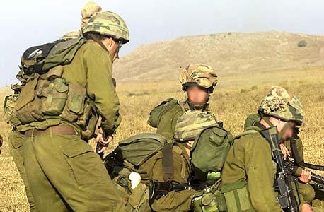 """חיילי צה""""ל, צילום: אפי שריר"""