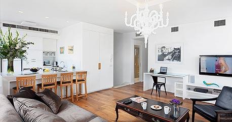Jean Jaures Urban Residence, תל אביב. מחיר: 180-330 דולר ללילה, צילום: שי אפשטיין