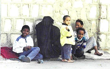 עוני בריאד, סעודיה