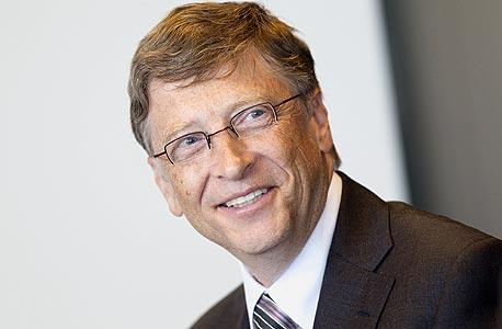 """ביל גייטס. """"הפסיק לעבוד לפני עשר שנים, והעושר שלו עדיין גדל במהירות"""""""