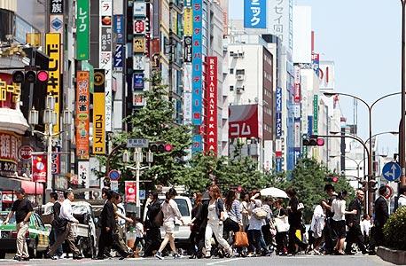 מקום 1. טוקיו, יפן, צילום: בלומברג