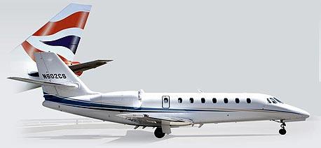 בריטיש איירווייס מציעה: מטוס פרטי להשכרה