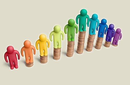 """פערי השכר בין מנכ""""לים לשאר העובדים במשק עוררו דיון ציבורי במדינות רבות בעולם"""