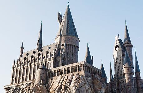יוניברסל, אורלנדו. החידוש: Wizard World of Harry Potter, צילום: אי פי אי