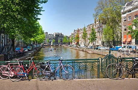 מקום 13. הולנד (אמסטרדם) - 152 אלף מיליונרים, צילום: shutterstock