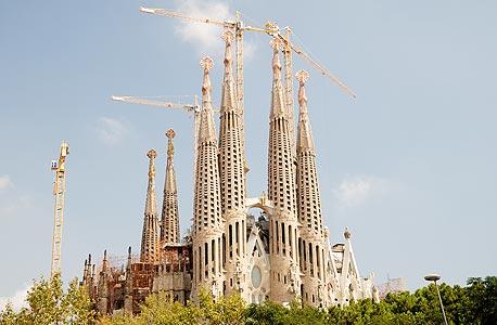 מקום 14. ספרד (ברצלונה) - 148 אלף מיליונרים, צילום: shutterstock