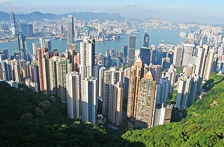 הונג קונג. הצמיחה החדה ביותר במספר העשירים ב-2009