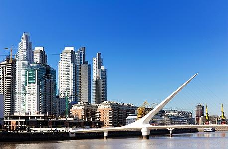 בואנוס איירס, ארגנטינה. מקום ראשון באמריקה הלטינית, צילום: shutterstock